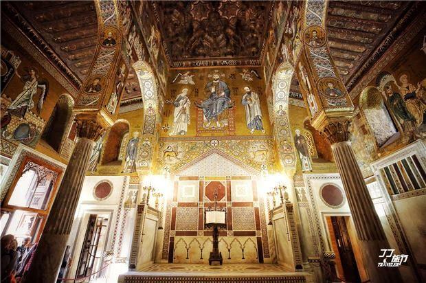 諾曼王宮和帕拉提那禮拜堂4