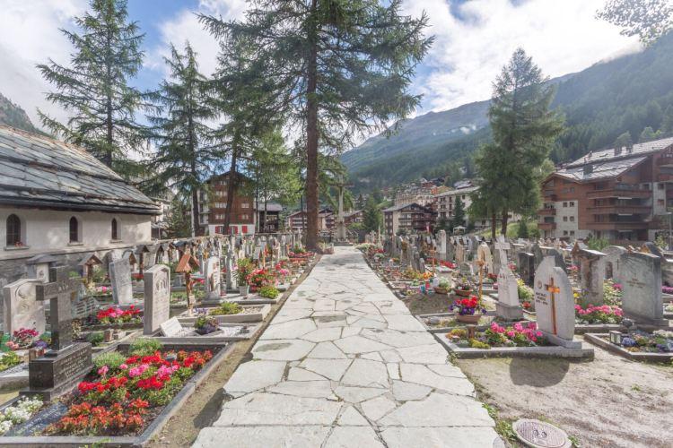 Mountaineers' Cemetery4