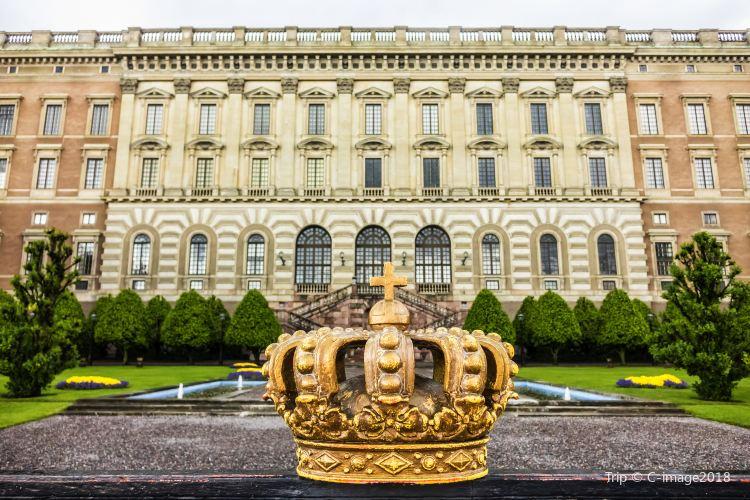 스톡홀름 궁전4