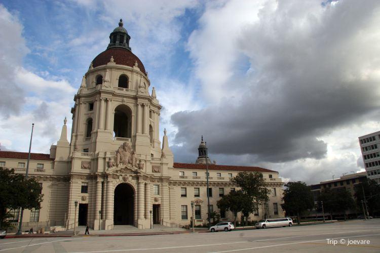 Pasadena City Hall2