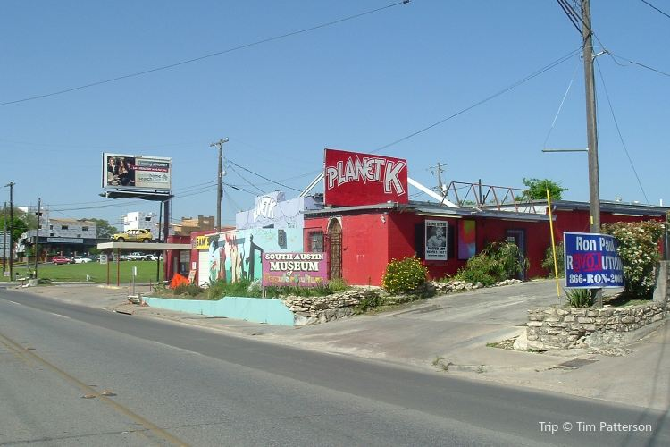 South Austin Popular Culture Center