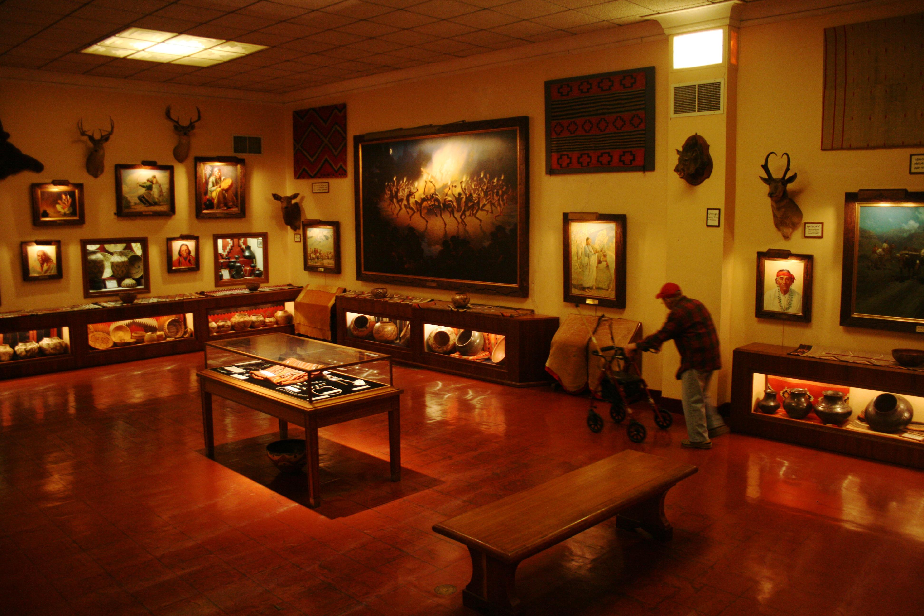 Woolaroc Ranch, Museum & Wildlife Preserve