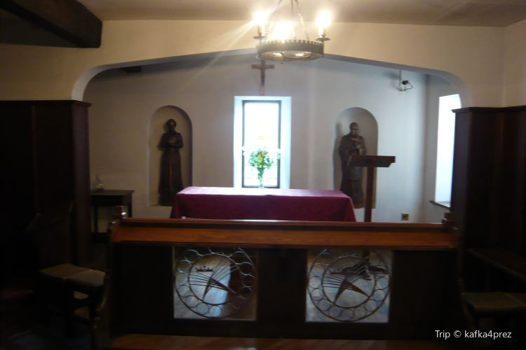 Margaret Clitherow Shrine4
