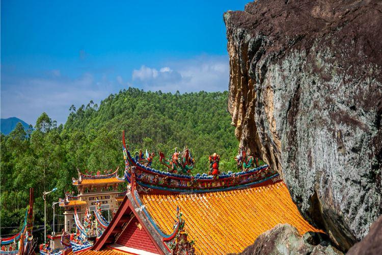 Changtai Gumingyan Scenic Area1