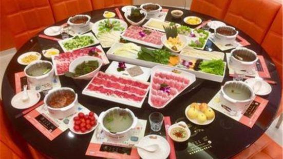 海裡撈歡樂火鍋(1店)