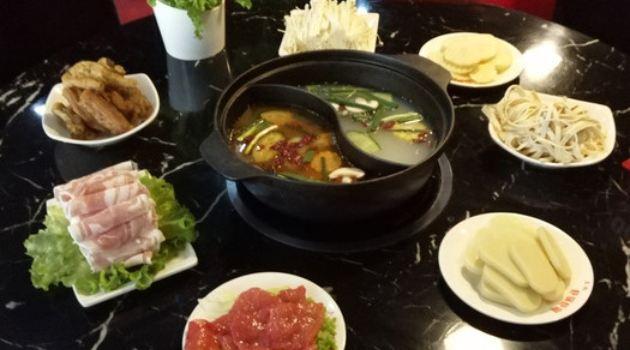 蝦鍋蝦涮香辣蝦