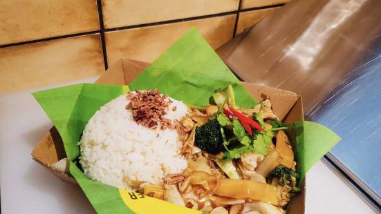 A Taste of Thailand Restaurant at Shemara Guest House