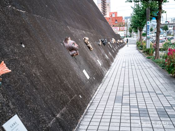 常滑市陶瓷器散步道