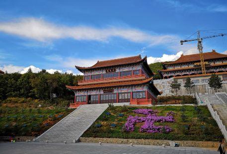 Wangqingxian Pumen Temple