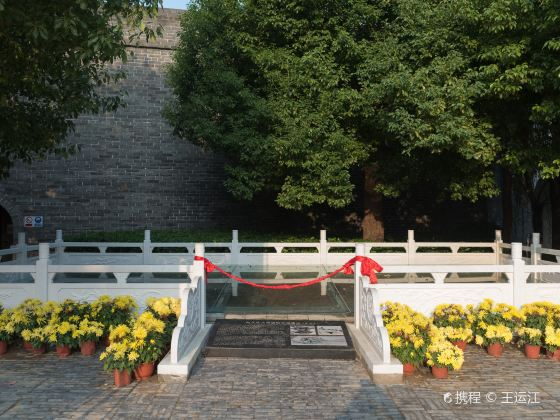 Tai'erzhuang Dazhan Yihai Fajue Ruins (fuyuan)