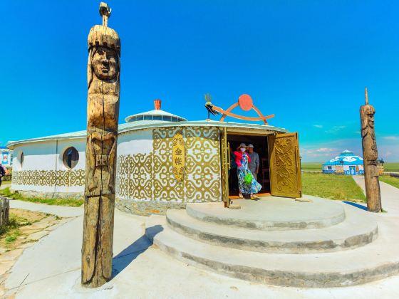 巴爾虎蒙古部落民俗旅遊度假景區