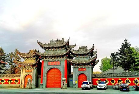 Jingang Temple (West Gate)
