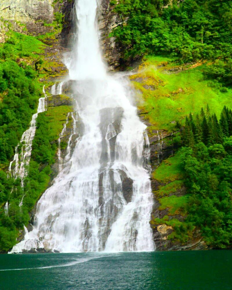 Suitor Waterfall