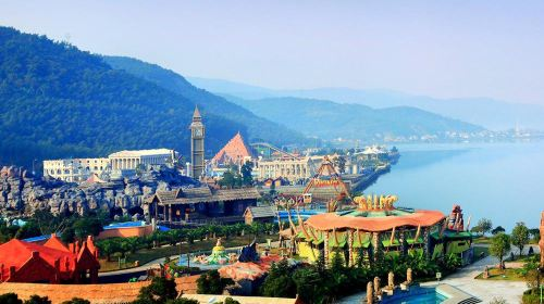 Da Peng Shan Traveling Vacation Area