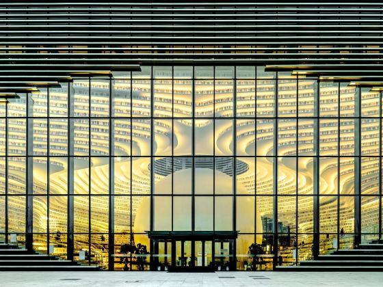 톈진(천진) 빈하이(빈해) 도서관