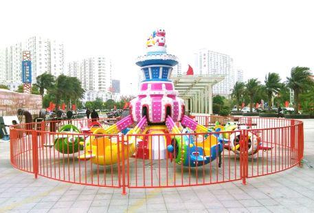 Jingjiangmenghuan Amusement Park