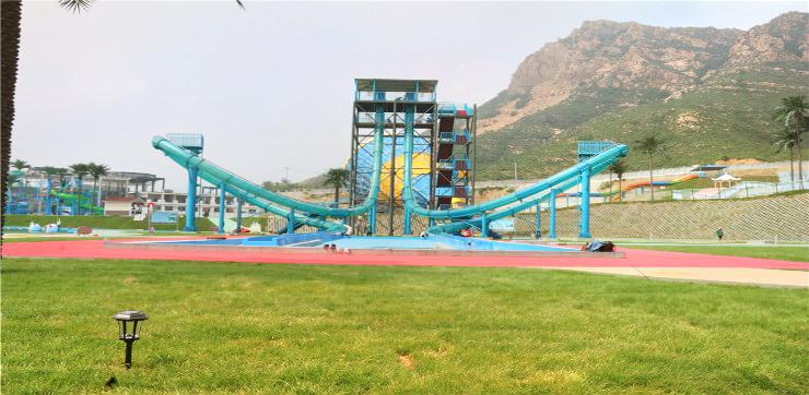 Jiashan Youle Valley Water Park