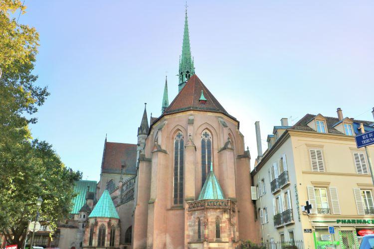サンピエールルジューヌプロテスタント教会