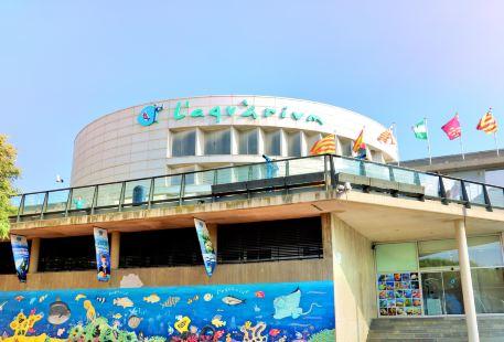 巴塞羅那水族館