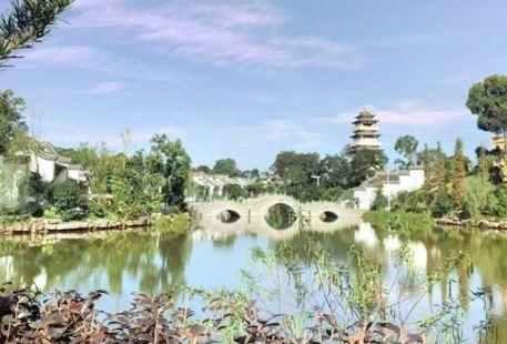 桃花塢旅遊景點