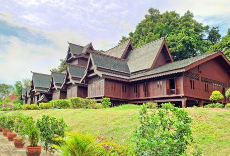 말라카 술탄 왕궁 박물관