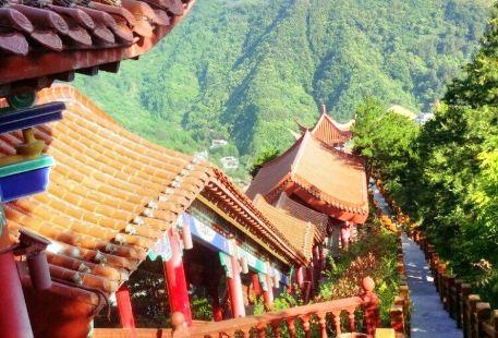 Guanyin Mountain Daxiongmao Nature Reserve