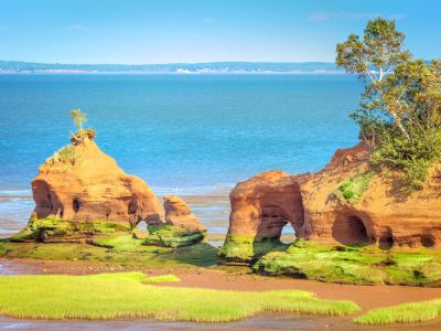 Bay of Fundy(Nova Scotia)
