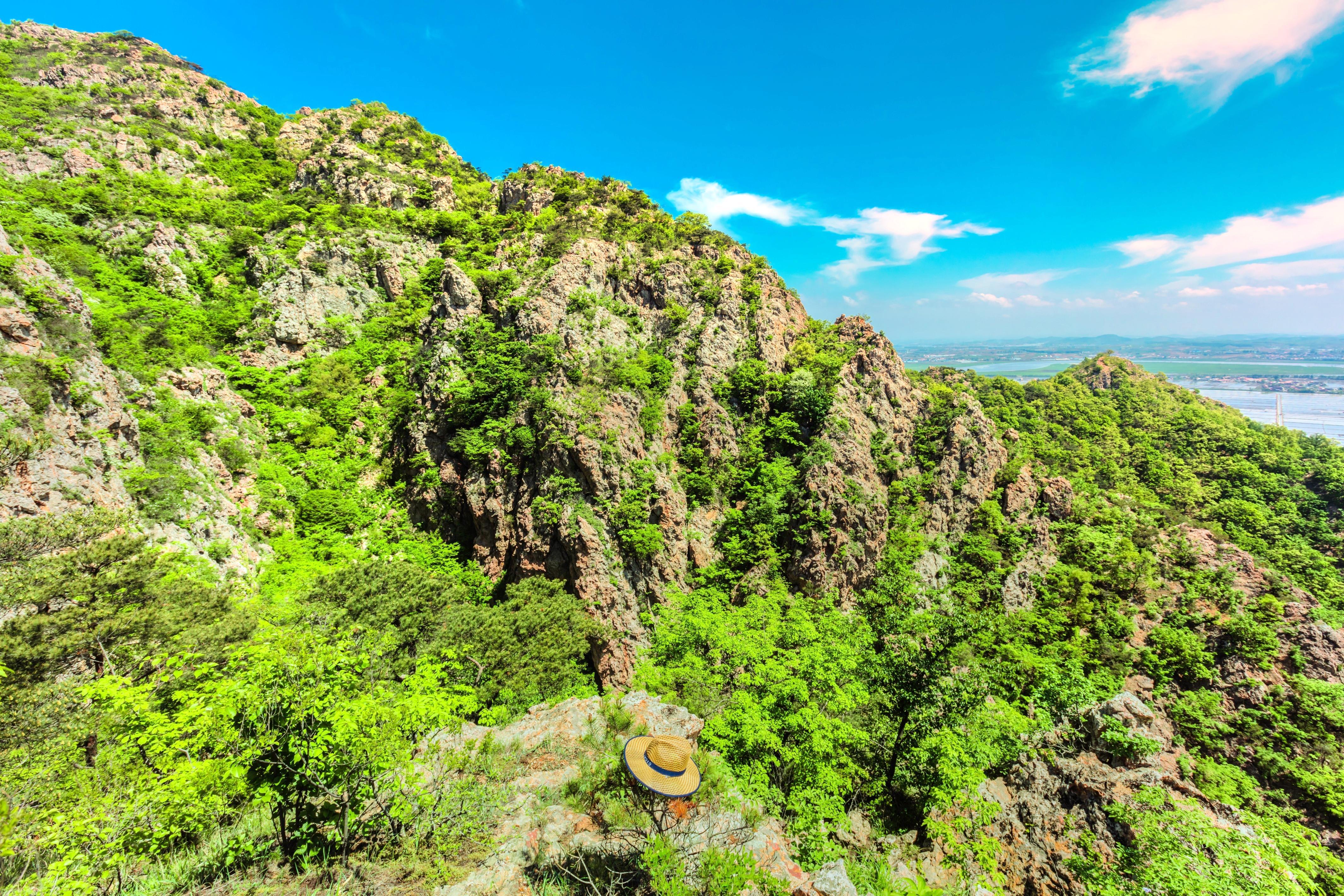 Dagu (Great Loneliness) Mountain