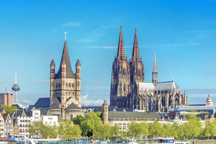 Cologne Cathedral travel guidebook –must visit attractions in Cologne –  Cologne Cathedral nearby recommendation – Trip.com