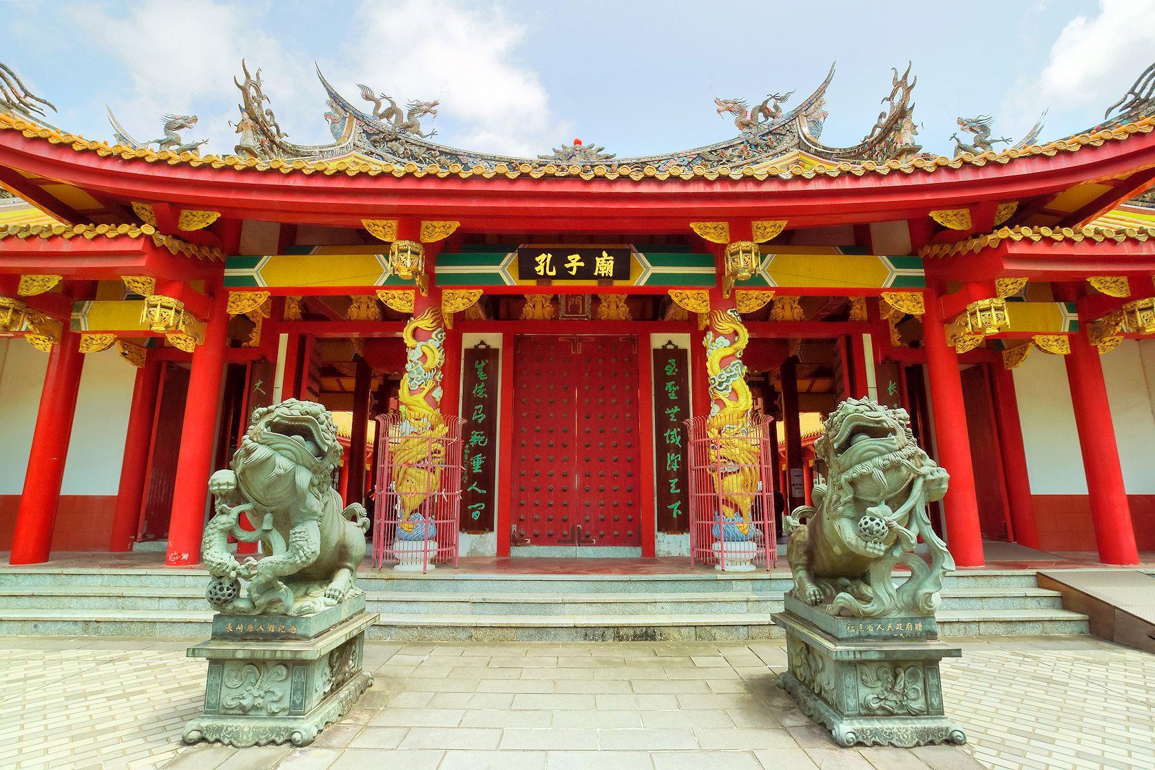 長崎 孔子廟・中国歴代博物館 評判&案内 | トリップドットコム