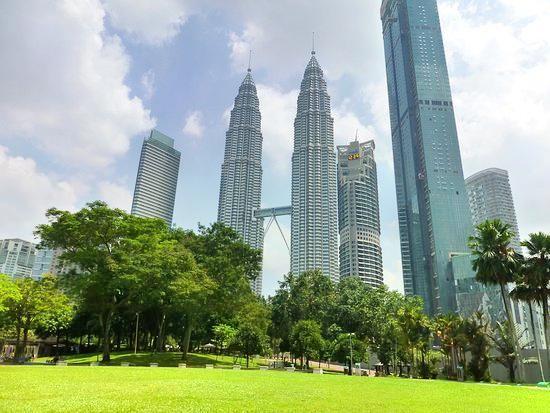 吉隆坡城中城公園