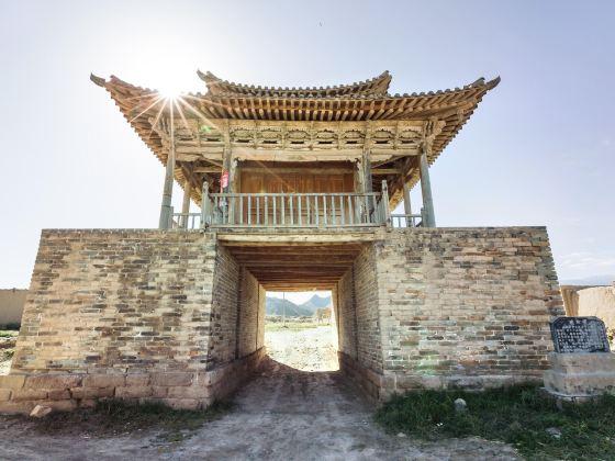 漢明長城遺址