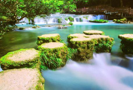 68Ji Dieshui Waterfall