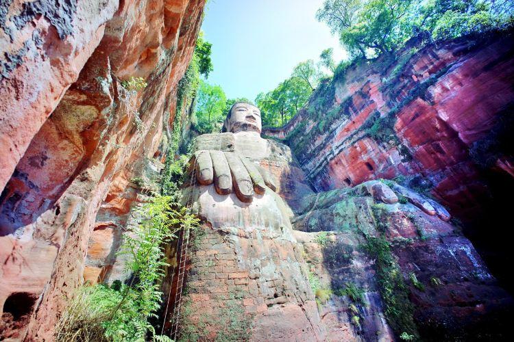 Leshan Giant Buddha1