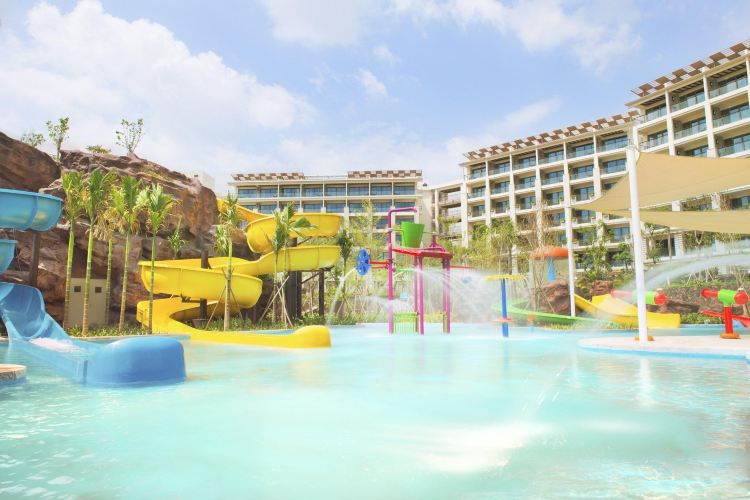 Haitang Bay Shangri-La Resort Children's Adventure Park