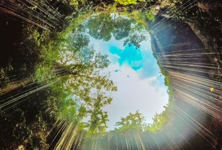 Cenote of Sacrifice