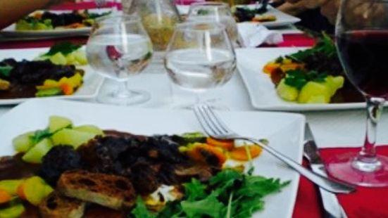 Table D'Hote Chez Mallet