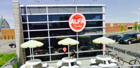 Alfa Restaurants Regd