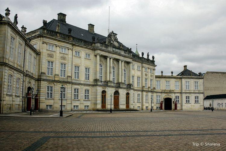 阿美琳堡宮1