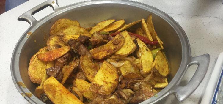 克裡木燒烤炕鍋店2