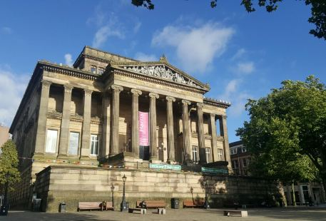 Harris Museum and Art Gallery
