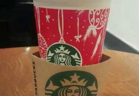 Starbucks - Sainsbury's