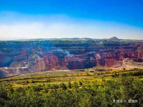 海州露天礦國家礦山公園