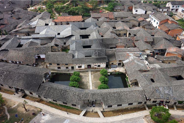 張谷英村3