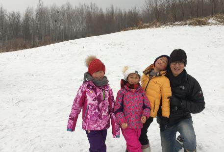 Yuquanqiulin Ski Field