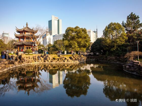 Zhong Mountain Park