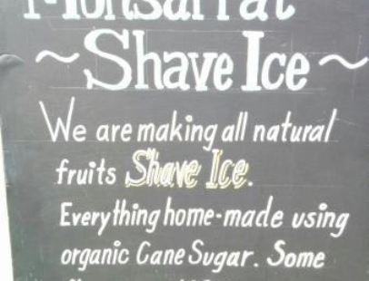 Monsarrat Ave Shave Ice