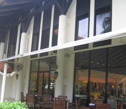 Cafe TATU at Shangri-La's Tanjung Aru Resort and S