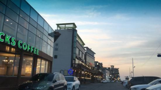 Starbucks Gangneung Jungangno