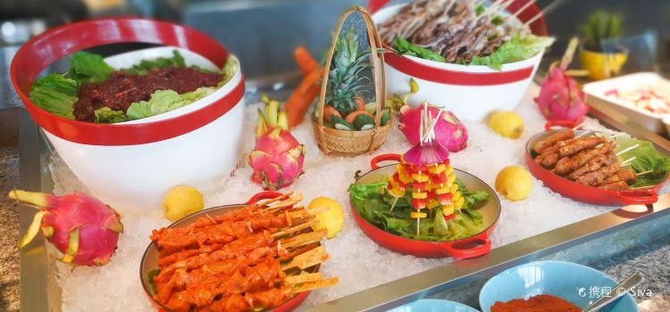 重慶解放碑威斯汀酒店·知味國際美食餐廳2